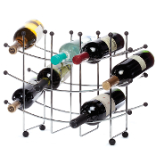Fusion 15 Bottle Wine Rack
