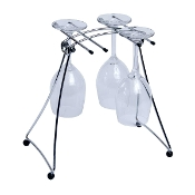 Fusion 4 Stemware Drying Rack