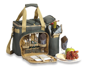 Tango Two Person Picnic Tote