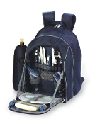 Endeavor Two Person Picnic Backpack