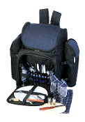 Tandoor Four Person Picnic Backpack