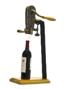 Le Grape Uncorking Machine and Table Stand