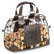 Cork Caddy - Hand Bag