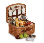 Benton 2 person picnic basket