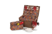 Glenloch 4 person picnic basket