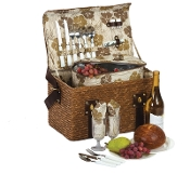Woodstock 2,  2 person picnic basket