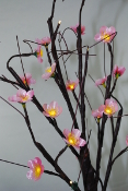 LED Flower Tree - Peach