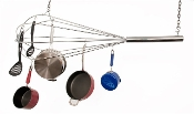Hanging Whisk Pot Rack
