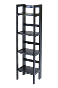 4-Tier Folding Shelf