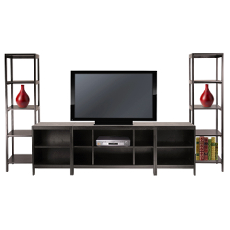 Hailey 5pc Entertainment Set