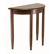 Concord Half Moon Accent Table