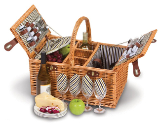 Dilworth 4 Person Picnic Basket