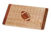 Gridiron Football Field Serving Board