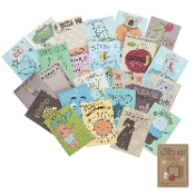C.R. Gibson Friendship Love Lunchbox Notes Sweet Nothing Cards