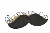 G! For Gifts Mustache Cork Holder
