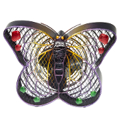 Figurine Fan - Butterfly - Small