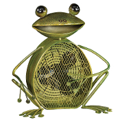 Figurine Fan - Frog