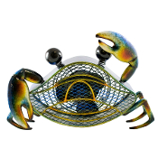 Figurine Fan-Blue Crab