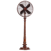 "16"" Deco Floor Standing Fan Raleigh"