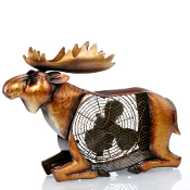 Figurine Fan - Moose
