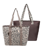2-pc Santa Barbara Bag w/ Insulated tote