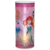 Westland Giftware Born to Dream Cylindrical Nightlight