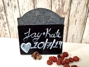Decorative Chalkboard Free Standing Decor