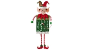 Giftcraft Elf Design Advent Calendar Wall Decor