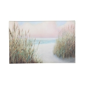 Cape Craftsmen Beach Trail Outdoor Wall Canvas