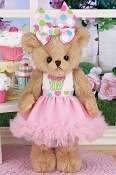Bearington Bear Sweetie Cakes