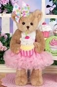 Bearington Candy Cupcake