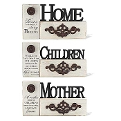 K&K Interiors Home Decor Tabletop Signs