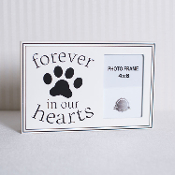 Photoframe Paw, Forever In Our Hearts