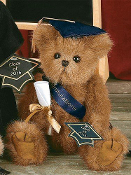 Smarty Class of 2018 Bearington Bear