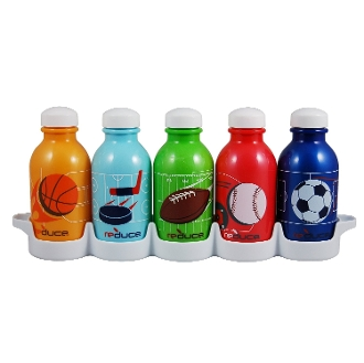 Reduce WaterWeek 10-Ounce Sport, Set of 5