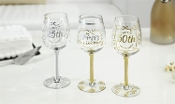 Anniversary Wine Glasses