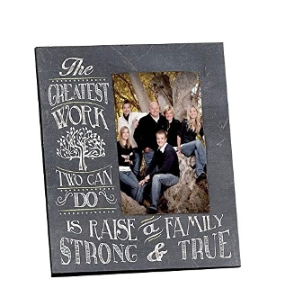 "Gift Craft ""The Greatest Work"" Photo Frame"