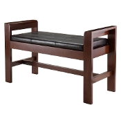 Thomas Bench with Cushion Seat