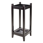Jana Umbrella Stand with Metal Tray