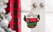 Polyresin Camper Design Ornament