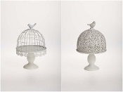 Bird Design Metal Cake Holder, 2 Different Designs