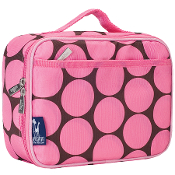 Big Dot Pink Lunch Box