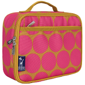 Big Dot Hot Pink Lunch Box