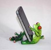 Frog Novelty Cell Phone Holder