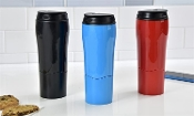 Spill Safe Suction Cup Travel Mug, 16 Ounce