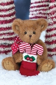Holden Candy Christmas Stuffed Bear