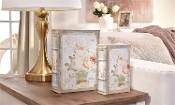 Elegant Design Keepsake Box