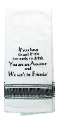 You Are An Amateur, Kitchen Towel