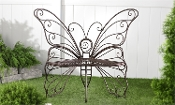 Outdoor Gardden Butterfly Chair