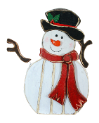 Frosty The Snowman Yard Decoration